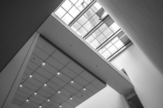 Ceiling at Moma