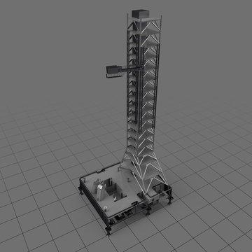 Mobile Launcher Platform