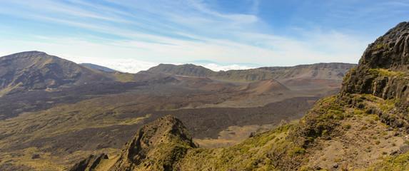 A View of Haleakala National Park, Maui, Hawaii
