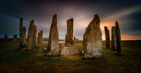 Callanish Panorama