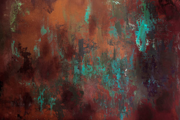 rusty texture, background, pattern, design