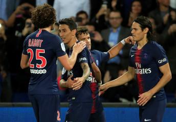 Ligue 1 - Paris St Germain vs AS Saint-Etienne