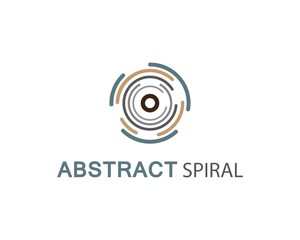 spiral logo template