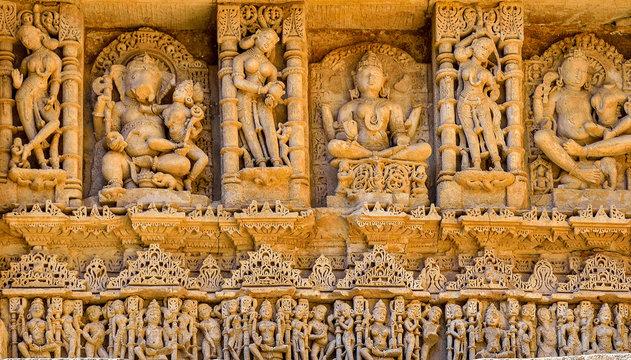 Rani ki vav, Gujarat,India