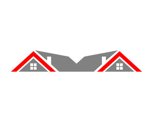 roof house logo
