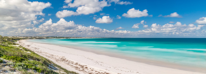 Western Australia White Sandy Beach