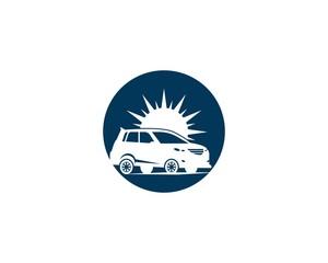 Auto car logo vector
