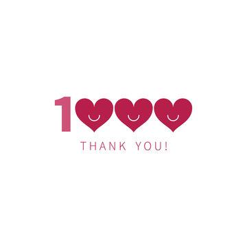 thousand thank you