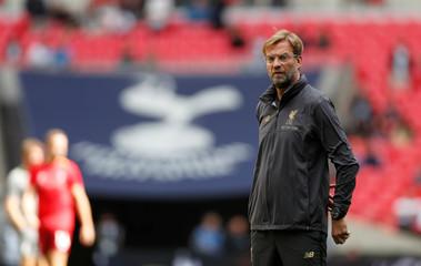 Premier League - Tottenham Hotspur v Liverpool