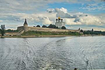 Pskov Kremlin.