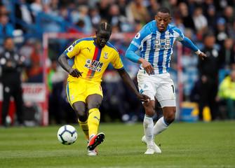 Premier League - Huddersfield Town v Crystal Palace