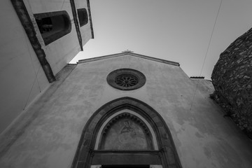Francolise CE, S. Maria a Castello