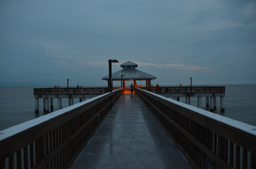 Jetty in the Dark II