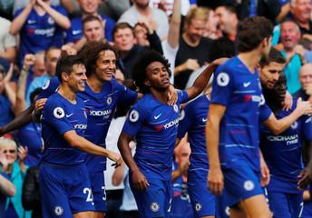 Premier League - Chelsea v Cardiff City