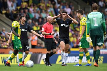 Championship - Norwich City v Middlesbrough