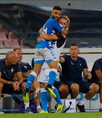 Serie A - Napoli v Firontina