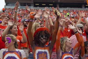 NCAA Football: Georgia Southern at Clemson