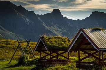Lofoten, Norway Landscape
