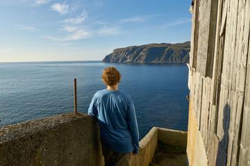 Norwegian Sea Overlook