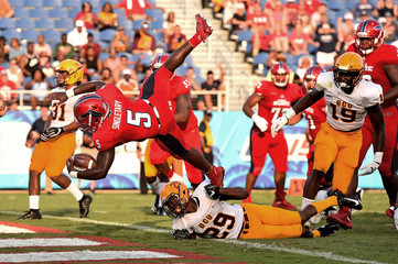 NCAA Football: Bethune Cookman at Florida Atlantic