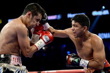 Boxing: Gonzalez vs Fuentes