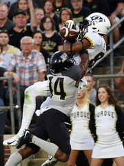 NCAA Football: Missouri at Purdue
