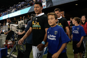 MLS: Sporting KC at San Jose Earthquakes