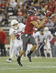 NCAA Football: Eastern Washington at Washington State