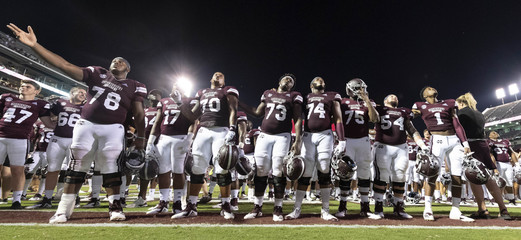 NCAA Football: UL Lafayette at Mississippi State