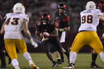 NCAA Football: Arizona State at San Diego State
