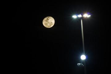 Brazilian full moon.