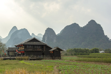 Guilin Scenery of China