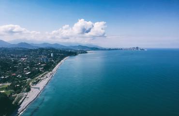 Foto op Plexiglas Caraïben Batumi Aerial View - Georgia