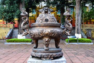 ベトナム タンロン遺跡