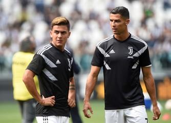 Serie A - Juventus v U.S Sassuolo