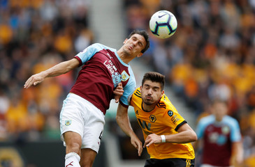 Premier League - Wolverhampton Wanderers v Burnley