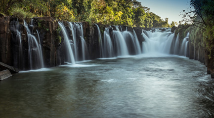 This beautiful Waterfall commonly known as SHUKNACHARA FALLS