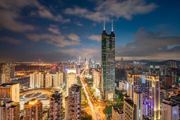 深圳市城市风光