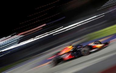 Formula One F1 - Singapore Grand Prix