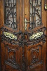 San Antonio de Areco door