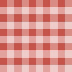 seamless red tartan pattern