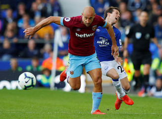 Premier League - Everton v West Ham United