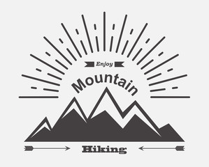 Mountain-Hiking