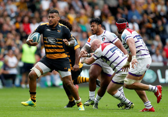 Premiership - Wasps v Leicester Tigers