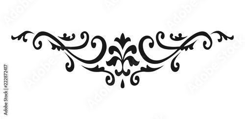 filigree swirly ornaments victorian ornamental swirls and simple