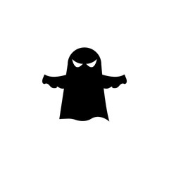 Ghost icon. Element of ghost elements illustration. Thin line  illustration for website design and development, app development. Premium icon