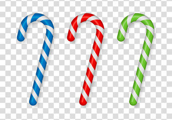 Christmas cane, candy
