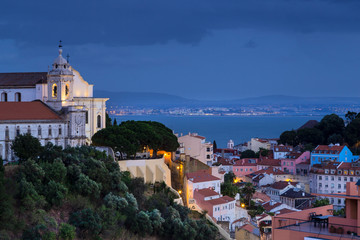 Ville de Lisbonne Portugal
