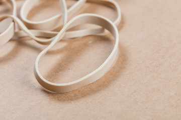 yellow Rubber Band