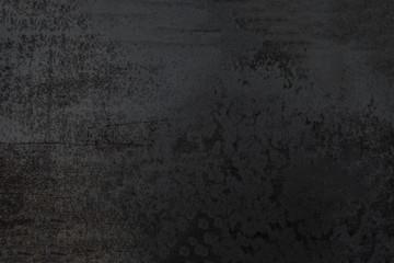Abstract black textured background. Grunge dark wall